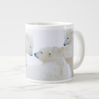 USA, Alaska, 1002 Coastal Plain of the Arctic Giant Coffee Mug