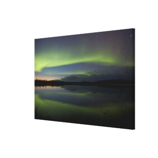 USA, Alaska, Arctic Circle, Bettles. The Canvas Print