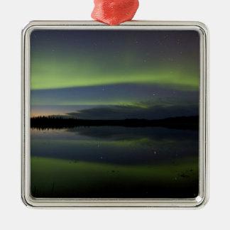 USA, Alaska, Arctic Circle, Bettles. The Christmas Ornament