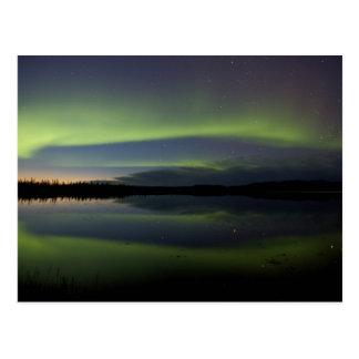 USA, Alaska, Arctic Circle, Bettles. The Postcard