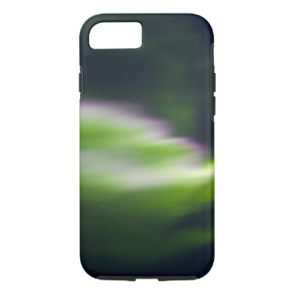 USA, Alaska, Chena Hot Springs. Aurora Borealis iPhone 8/7 Case