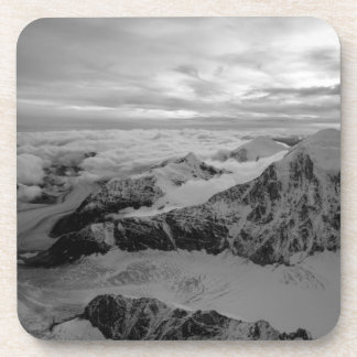 USA, Alaska, Denali National Park, Aerial view 2 Coasters