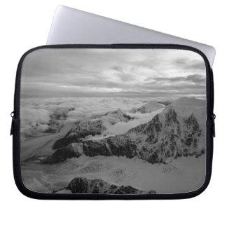 USA, Alaska, Denali National Park, Aerial view 2 Laptop Sleeve