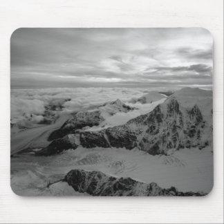 USA, Alaska, Denali National Park, Aerial view 2 Mouse Mat