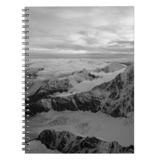 USA, Alaska, Denali National Park, Aerial view 2 Notebooks