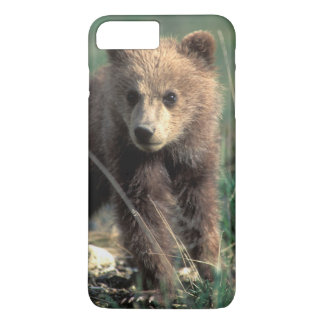 USA, Alaska, Denali National Park, Grizzly iPhone 8 Plus/7 Plus Case