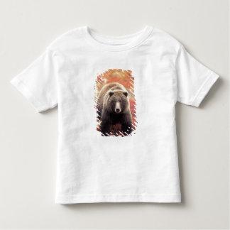 USA, Alaska, Denali NP, female Grizzly Bear Toddler T-Shirt