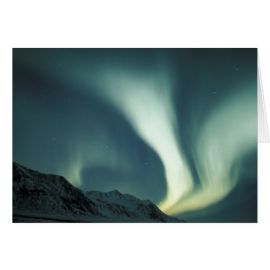 USA, Alaska, Gates of the Arctic National Card