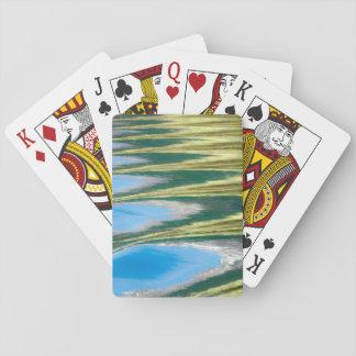 USA, Alaska, Glacier Bay National Park 5 Poker Deck