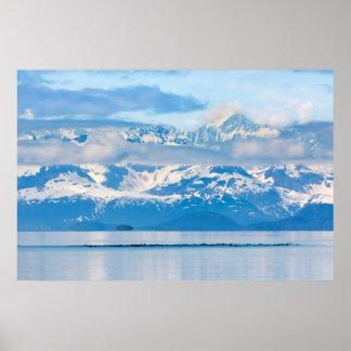 USA, Alaska, Glacier Bay National Park 6 Poster
