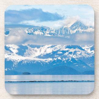 USA, Alaska, Glacier Bay National Park 7 Beverage Coasters