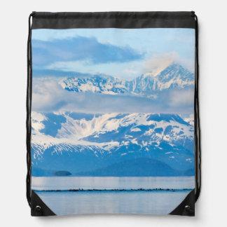 USA, Alaska, Glacier Bay National Park 7 Drawstring Bag