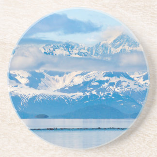USA, Alaska, Glacier Bay National Park 7 Drink Coaster