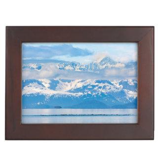 USA, Alaska, Glacier Bay National Park 7 Keepsake Box