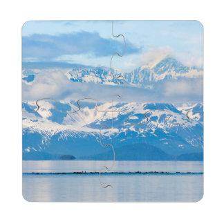 USA, Alaska, Glacier Bay National Park 7 Puzzle Coaster