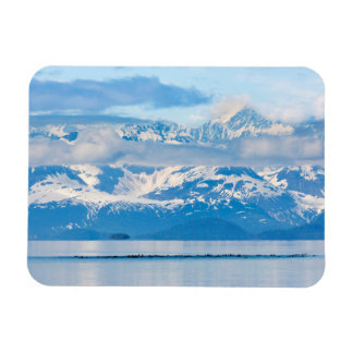 USA, Alaska, Glacier Bay National Park 7 Rectangular Photo Magnet