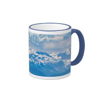USA, Alaska, Glacier Bay National Park 7 Ringer Mug