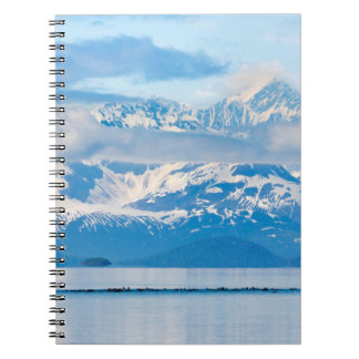 USA, Alaska, Glacier Bay National Park 7 Spiral Notebook