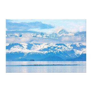 USA, Alaska, Glacier Bay National Park 7 Stretched Canvas Print