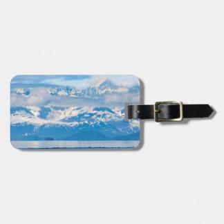 USA, Alaska, Glacier Bay National Park 7 Tags For Luggage