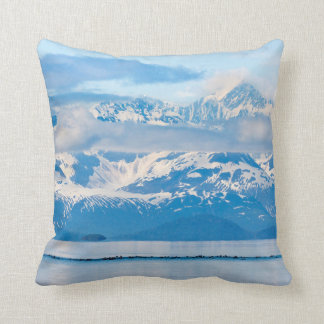 USA, Alaska, Glacier Bay National Park 7 Throw Pillow