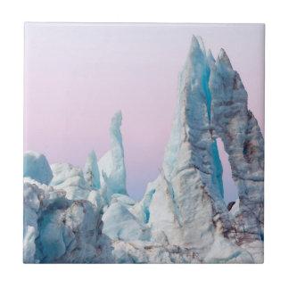 USA, Alaska, Glacier Bay National Park. Margerie Tile