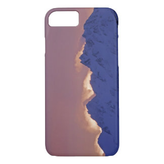 USA, Alaska, Homer. Sunrise over the Kenai iPhone 8/7 Case