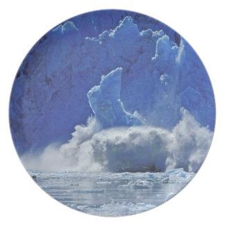 USA, Alaska, Juneau. Part of South Sawyer Plate