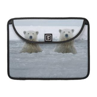 USA, Alaska, North Slope, 1002 Area 2 MacBook Pro Sleeve