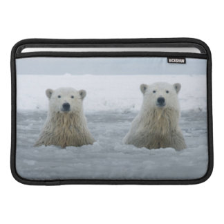 USA, Alaska, North Slope, 1002 Area 2 Sleeves For MacBook Air