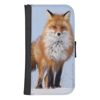 USA, Alaska, North Slope, 1002 Area Samsung S4 Wallet Case