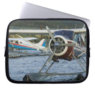 USA, ALASKA, Southeast Alaska, KETCHIKAN: Laptop Sleeve