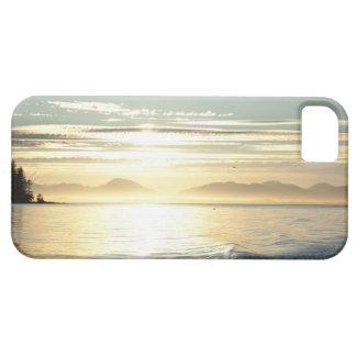 USA, Alaska, Southeast near Ketchikan, sunset. Case For The iPhone 5