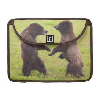 USA, Alaska, Tongass National Forest, Stan Price Sleeve For MacBook Pro