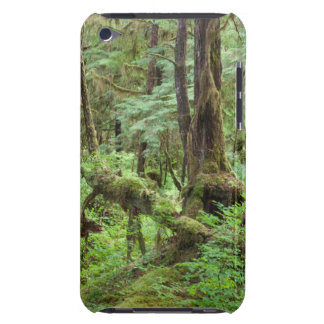 USA, Alaska. Verdant Rainforest In Springtime iPod Case-Mate Cases