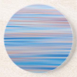 USA, Alaska. Water Abstract At Sunset Coaster
