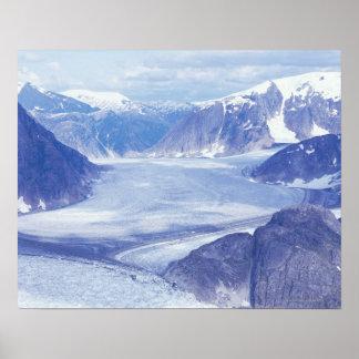 USA, Alaska, Wrangell-St Elias NP, Leconte Poster