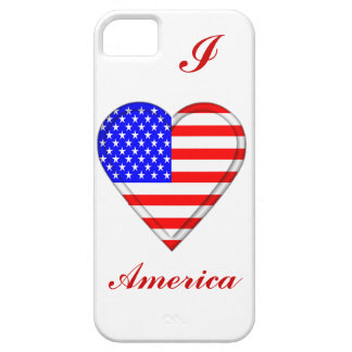 USA America American Flag iPhone 5 Cases