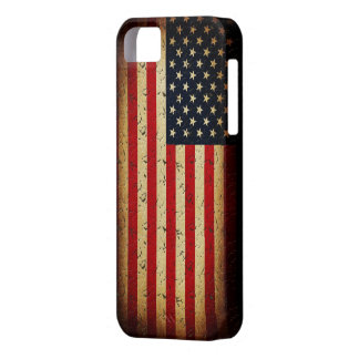 USA American Flag Barely There iPhone 5 Case
