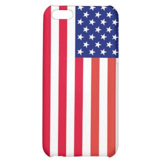 USA American Flag iPhone Case iPhone 5C Cases