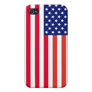 USA American Flag iPhone Case Case For iPhone 4