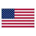USA American Flag Patriotic Home Office Decor US