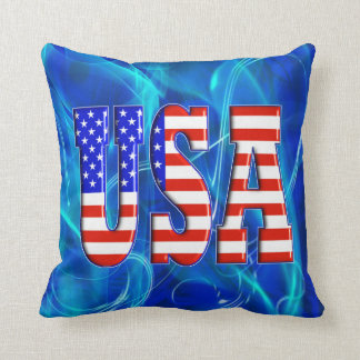 Usa State Cushions - Usa State Scatter Cushions Zazzle.co.uk
