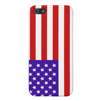 USA American iPhone 5/5S Covers