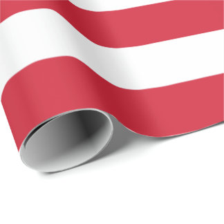 USA American Stars And Stripes Wrapping Paper