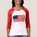 USA AMERICAN US FLAG Series T-shirts