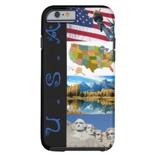 usa apple iphone6 case american design smartphone tough iPhone 6 case