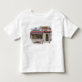 USA, Arizona, Bisbee: Shady Dell Motel, All 2 Toddler T-Shirt