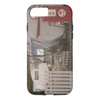 USA, Arizona, Bisbee: Shady Dell Motel, All iPhone 8/7 Case