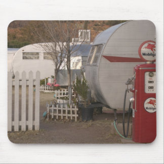 USA, Arizona, Bisbee: Shady Dell Motel, All Mouse Pad